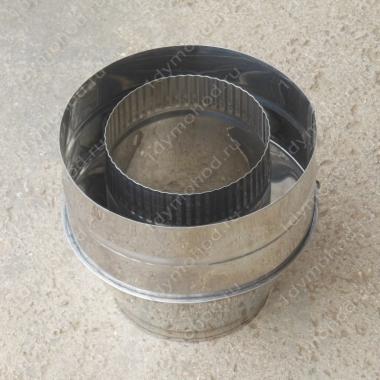 Конус 115/200 мм из нержавейки 0,5 мм цена