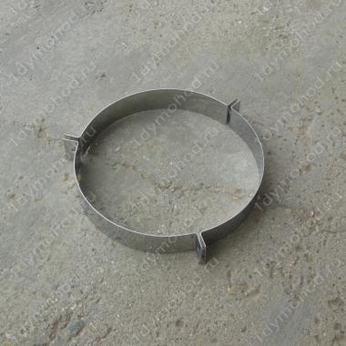 Хомут 380 мм под растяжки из нержавеющей стали 0,8 мм цена