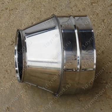 Купите конус 500/580 мм из нержавейки 0,5 мм