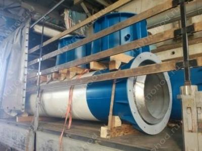 Производим дымовые трубы для промышленных котельных
